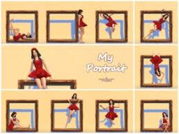 Voice   My Portrait  ingame pose