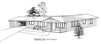Carport Porte Cochere Cap Cod Country House Plan 4 Bed 3659 Sq Ft Home Plan 1701200