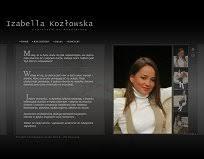 Hostessa - Izabella Kozłowska - wizytówka w Katalogu Ciekawych Stron - www_kozlowska_com_pl
