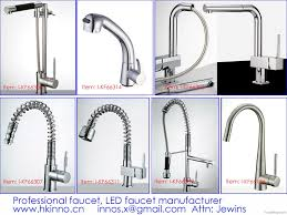 led kitchen faucet by inno sanitaryware co ltd china