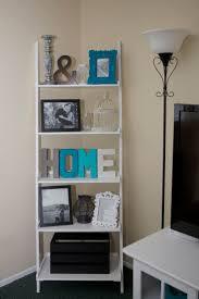 fascinating ladder bookshelf decorating ideas photo inspiration
