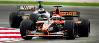 Arrows, equipe histórica da Formula 1 de 2001 - by blogdocapelli.warmup.com.br