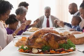 alternative thanksgiving dinner 3 thanksgiving blessings to say at the table