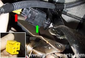 2003 Volvo Xc90 Wiring Diagram Volvo V70 Brake Light Switch Replacement 1998 2007 Pelican