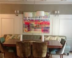 Artwork For Dining Room Beach House Dining Table For Traditional Dining Room With Wood