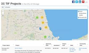 Chicago On The Map by Steven Can Plan Writing About Cities