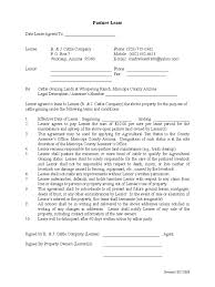 transfer agreement template pasture lease agreement 4 free templates in pdf word excel sample pasture lease agreement template