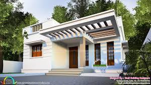 900 sq ft 2 bedroom single floor home kerala home design and