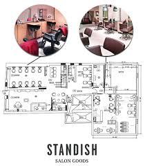 Retail Floor Plan Creator 3 Amazing Salon Floor Plan Designs