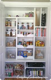 best 25 small pantry cabinet ideas on pinterest organizing
