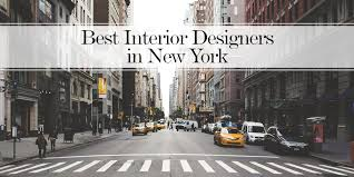 20 best interior designers in new york the luxpad the latest