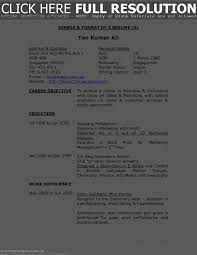 resume format for marketing professionals resume format sales and marketing free resume example and resume format examples for job sample resumes for it professionals monday to sunday schedule template