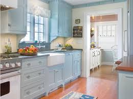 Small White Kitchen Design Ideas by Top 25 Best Light Blue Kitchens Ideas On Pinterest White Diy