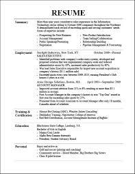 professional resume writing education NourElec