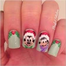 simple mickey mouse nail art gallery nail art designs