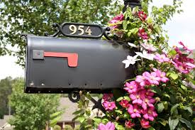 gorgeous mailbox garden ideas