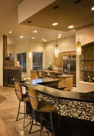 Home Bar Interior Gorgeous Diy Home Bar Interior Design With U Shaped Counter And