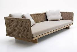 Modern Outdoor Sofa by Sabi Modern Contemporary Outdoor Sectional Sofa Designs By Paola