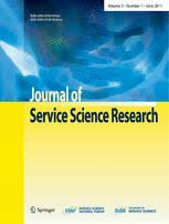 Service recovery  Literature review and research issues   SpringerLink SpringerLink
