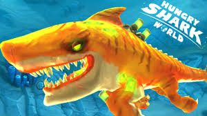 atomic shark u0026 big momma dunkleosteus hungry shark world