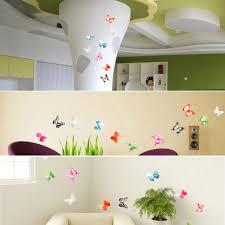 18 pieces 3d butterfly crystal transparent decor wall sticker home 3e635e26 a3a1 fb51 97a5 514ac8cc5058 jpg