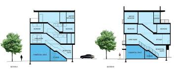 while avant townhomes sell avant live work breaks ground curbed