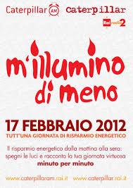 Cavalese al lume di candela per:  MIllumino di Meno 2012