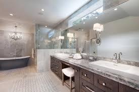 bathroom transitional bathroom designs modern double sink