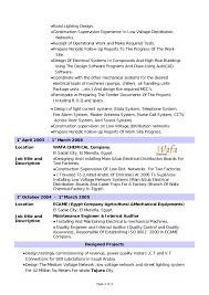 Download View Fullsize Description Mechanical Engineer Resume Sample Fonplata
