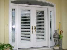 Transom Window Above Door Shutters Faux White Door Exterior Jpg