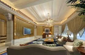 classic luxury living room design