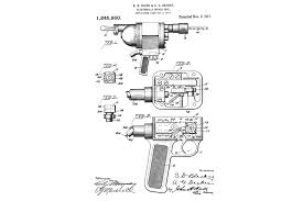 100 years of innovation history of the electric drill ec mag