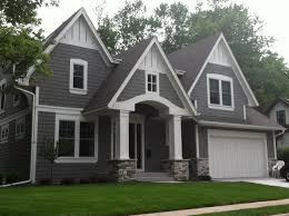 ideas about gray siding on pinterest white trim black shutters and