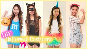 online halloween shop super easy last minute diy halloween costumes 2014 youtube