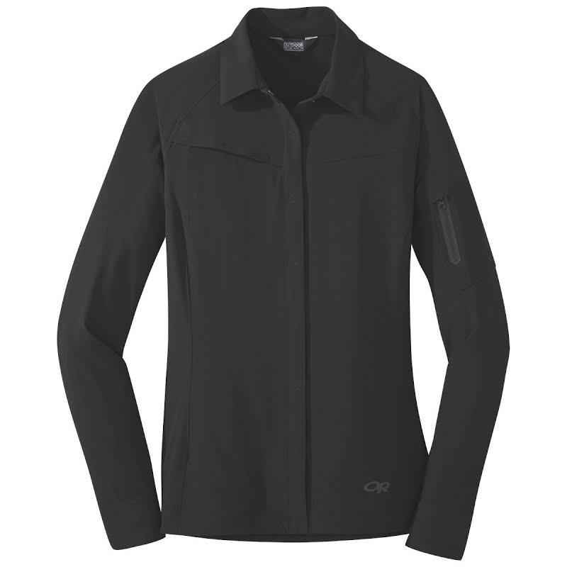 Outdoor Research Ferrosi Shirt Jacket Black Extra Large 2691890001009
