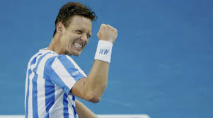 Australian Open  Tomas Berdych sets up quarter final date with     The Indian Express