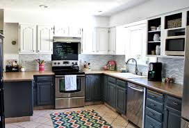 Kitchen Cabinet Colors 2014 by Bathroom Adorable Gray Kitchen Cabinets Combination Other Colors