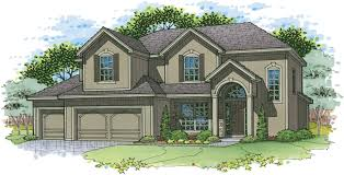 French Style Floor Plans Staley Hills Floor Plans Hunt Midwest Kansas City