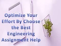 Optimize Your Effort With The Best Engineering Assignment Help   My Homework Help Online