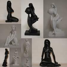 leonardo lady figurines ebay