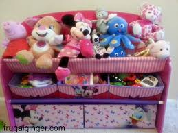 Minnie Mouse Toy Box Clean Up The Clutter With Minnie Deluxe Book U0026 Toy Organizer