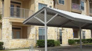 Canopy Carports Metal Construction Materials