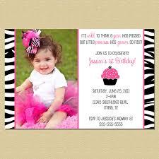1st birthday princess invitation unique birthday invitation ideas for a cupcake invitations