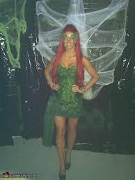 Poison Ivy Halloween Costume Kids Poison Ivy Halloween Costume Idea