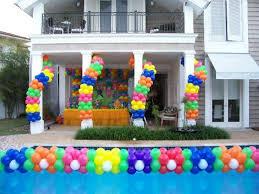 carnaval cores balões