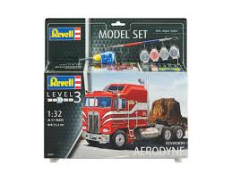 kenworth models list kenworth aerodyne 1 32 revell car model kit com