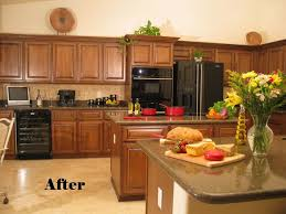 Hickory Kitchen Cabinet Doors Home Depot Cabinet Doors Country Style Kitchen Design With On A