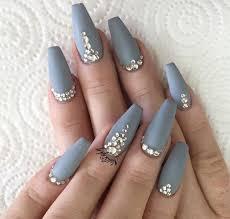 50 rhinestone nail art ideas glitter gel purple and makeup