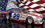 NASCAR Wallpapers Kevin Harvick NASCAR Unites Patriotic wallpaper ...