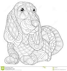 100 cocker spaniel coloring pages black spaniel cliparts free